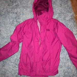 North face Hyvent light coat jacket